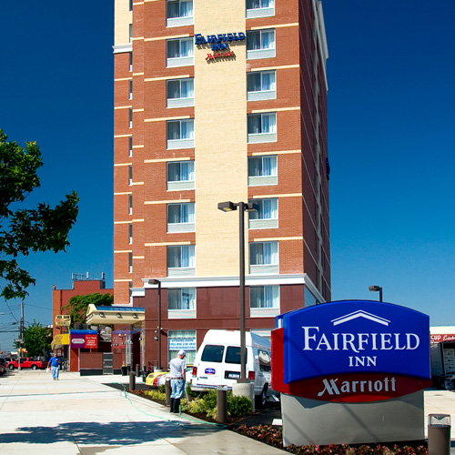 Fairfield Inn Hotel Long Island