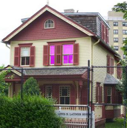 lewis h latimer house museum