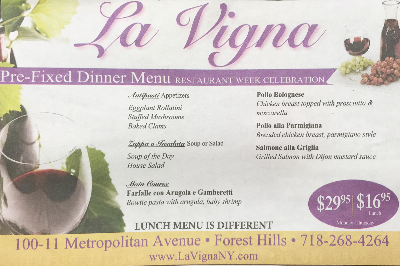 Queens restaurant deals