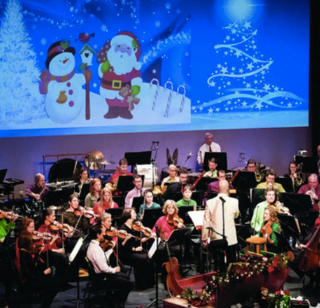 Holiday concert LPAC