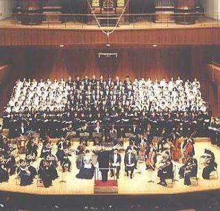 Tokyo Oratorio Society