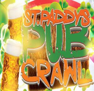 Baysides St. Patrick's Day Weekend Pub Crawl @ Bayside | New York | United States