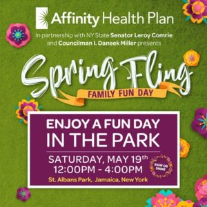 Spring Fling Family Fun Day @ St. Albans Park | New York | United States