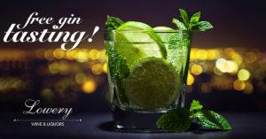 Empress Gin Tasting @ Lowery's Wine & Liquors