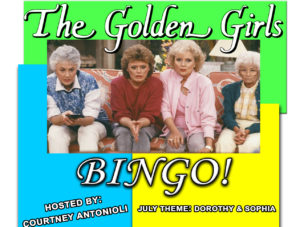 The Golden Girls Bingo @ Q.E.D. | New York | United States