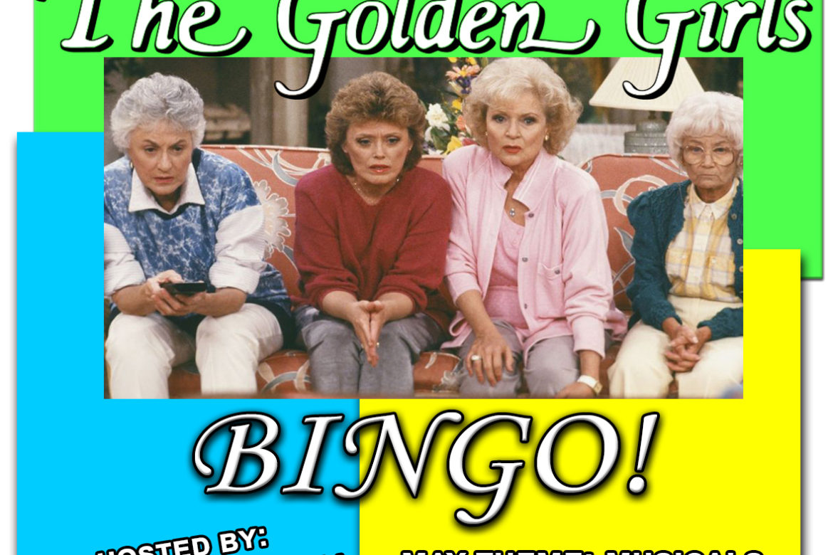 The Golden Girls Bingo