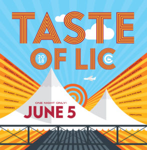 13th Annual Taste of LIC @ Kaufman Astoria Studios | New York | United States