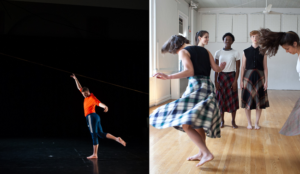 Take Root Presents Grant Jacoby & Dancers and Liz Charky @ Green Space | New York | United States