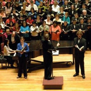 "Britten's ""War Requiem"" in Performance @ Queens college 