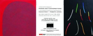 Topaz Arts presents Marks and Conversations @ Topaz Arts | New York | United States