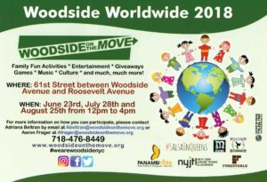 Woodside Worldwide 2018 @ New York | United States
