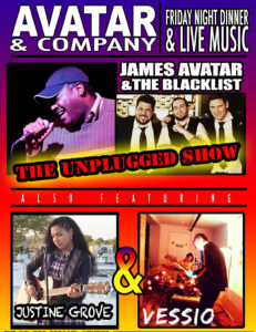 Avatar & Company: The Unplugged Show @ Queens Comfort Restaurant | New York | United States