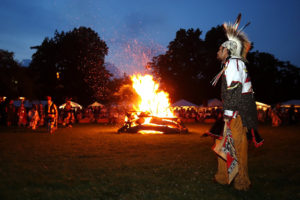 40th Annual Thunderbird American Indian Mid-Summer Powwow @ Queens County Farm Museum | New York | United States