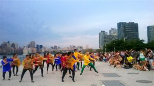 Queensboro Dance Festival at Bliss St. Plaza + Happy Hour @ Bliss St. Plaza (under 7 train station) | New York | United States