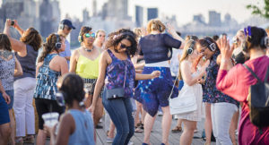Quiet Clubbing Events: Summer Headphone Parties @ New York   United States