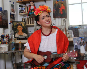 The Colors of Frida by Teatro SEA @ FLUSHING TOWN HALL | New York | United States