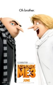 Movies On the Green: Despicable Me 3 @ The Shops at Atlas Park | New York | United States