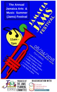 JAMS Festival @ Along Jamaica Avenue