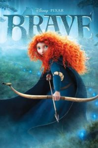 Movies Under the Stars: Brave @ Paul Raimonda Playground
