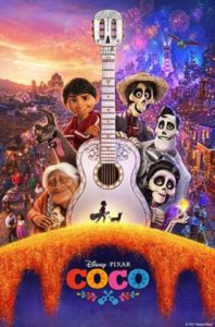 Movies Under the Stars: Coco @ Grover Cleveland Playground