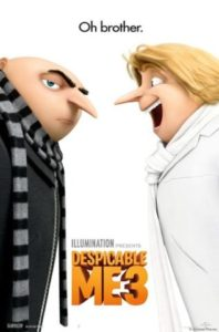 Movies Under the Stars: Despicable Me: 3 @ Lost Battalion Hall Recreation Center