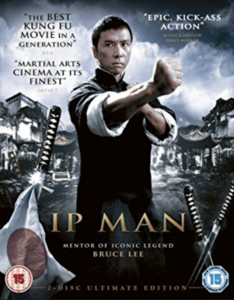 "Ip Man (Part of Classic ""Martial Arts"" Film Fridays) @ Rufus King Park"