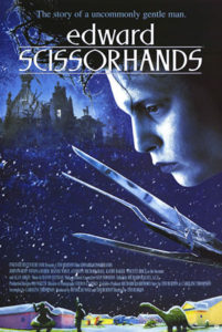 Movies Under the Stars: Edward Scissorhands @ Athens Square