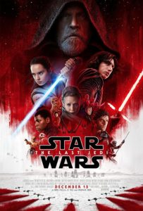 Movie Night Across from Golden Pond: Star Wars: The Last Jedi @ Crocheron Park