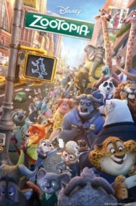 Movies Under the Stars: Zootopia @ Tudor Park