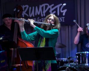 Andrea Brachfeld Jazz Quartet @ Flushing Town Hall | New York | United States