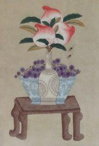 Minhwa: Colorful Paintings with Many Secrets: 민화-밝고 화려한 그림속의 비밀 @ Voelker Orth Museum    New York   United States