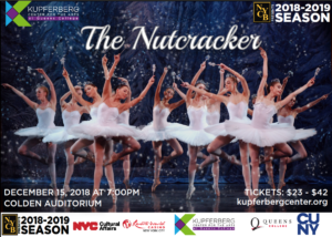 The Nutcracker @ Kupferberg Center for the Arts