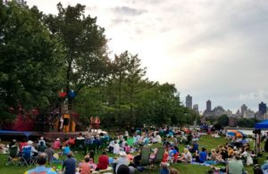 Shakespeare in the Park: King Lear @ Socrates Sculpture Park