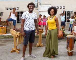South American Mashup: Inkhay & Rio Mira @ Flushing Town Hall