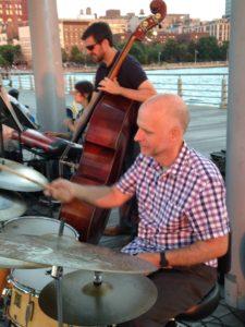 Live At The Gantries: The Chuck Braman Quintet @ Gantry Plaza State Park
