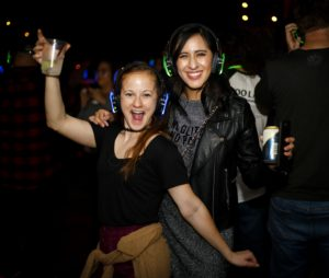 $5 Outdoor Silent Disco Beer Garden Dance Party @ Studio Square | New York | United States