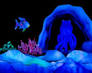 The Rainbow Fish by Mermaid Theatre of Nova Scotia @ Flushing Town Hall   New York   United States