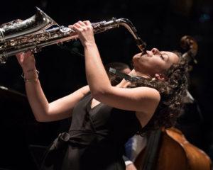 Lioness Presents Alexa Tarantino Quartet @ Flushing Town Hall | New York | United States