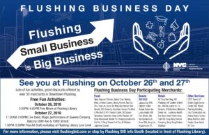 Flushing Business Day @ Downtown Flushing | New York | United States