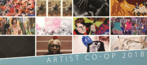 JCAL 2018 Artist Co-Op exhibition @ Jamaica Center for Arts and Learning (JCAL) | New York | United States