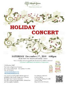 Holiday Concert in Kew Gardens @ The Center at Maple Grove Cemetery | New York | United States