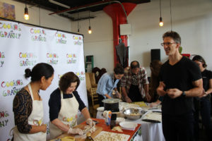 Grandma's Fresh Mozzarella: Cooking & Storytelling @ Coffeed | New York | United States
