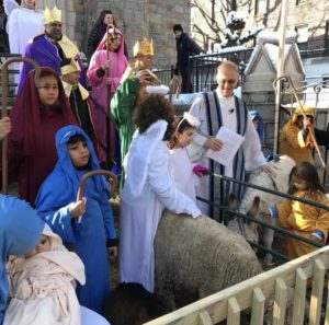 Live Nativity 2018 @ Trinity Lutheran Church LIC/Astoria  | New York | United States