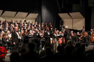 Oratorio Society of Queens Annual Holiday Concert @ Queensborough Performing Arts Center | New York | United States