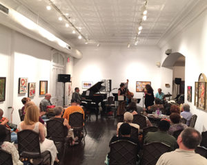 Monthly Jazz Jam: Celebrating the Legacy of Louis Armstrong @ Flushing Town Hall   New York   United States