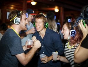 $5 Silent Disco Beer Garden Dance Party @ Katch Astoria | New York | United States