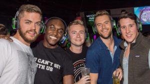 Thursty: An LGBT Silent Disco @ Icon Bar | New York | United States