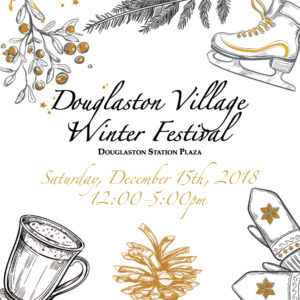 2nd Annual Douglaston Village Winter Festival @ Douglaston Station Plaza | New York | United States
