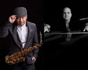 "Koh ""Mr. Saxman"" & John di Martino Trio @ Flushing Town Hall 
