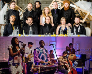 Global Mashup 5: Balkan Punk Meets West Africa @ Flushing Town Hall | New York | United States
